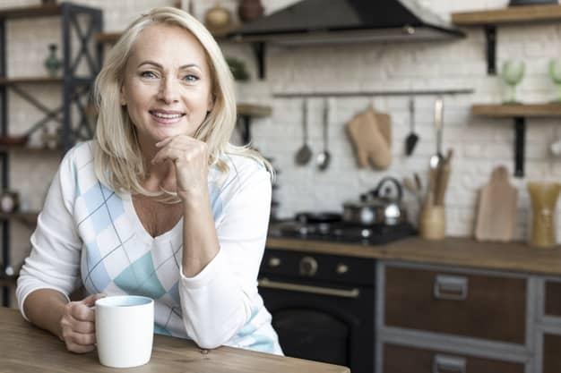 menopausa mulher
