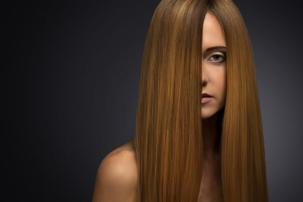 cabelo liso