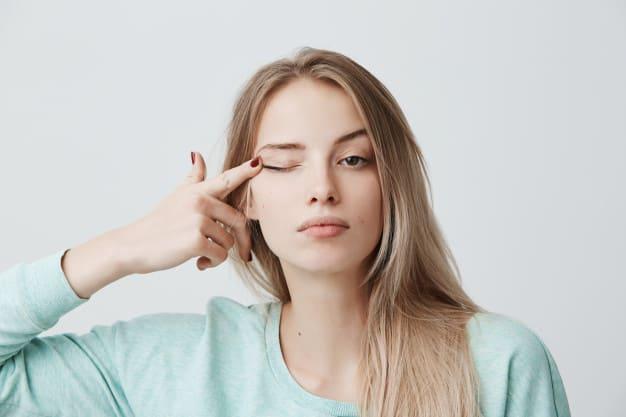 eliminar aparência de cansaço