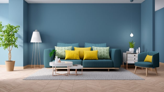 Como inserir mais cor na decoração da sua casa