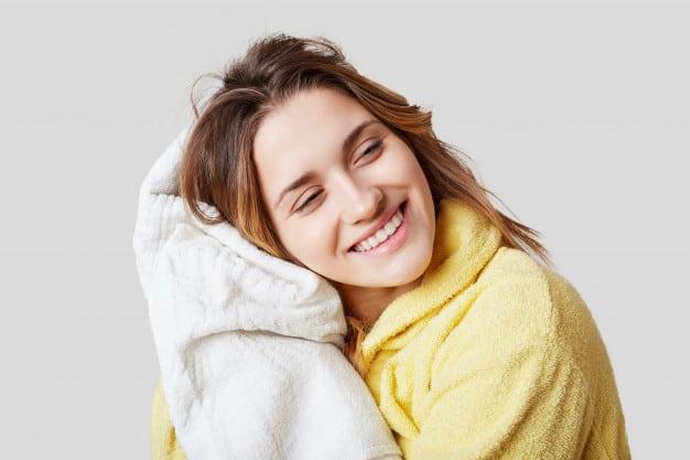 prolongar a vida das suas toalhas de banho