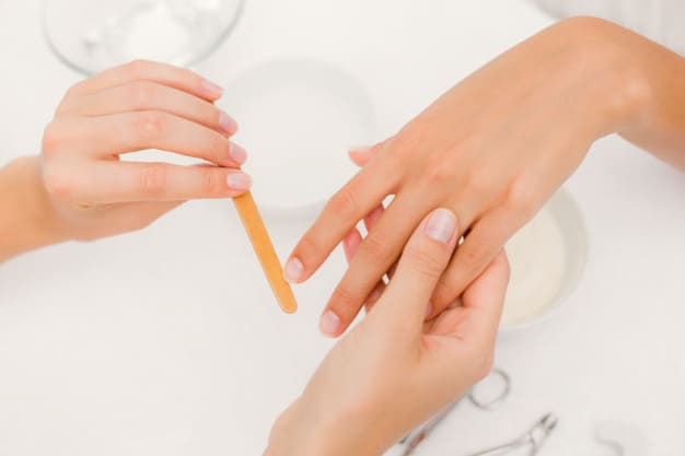 cuidados com as unhas