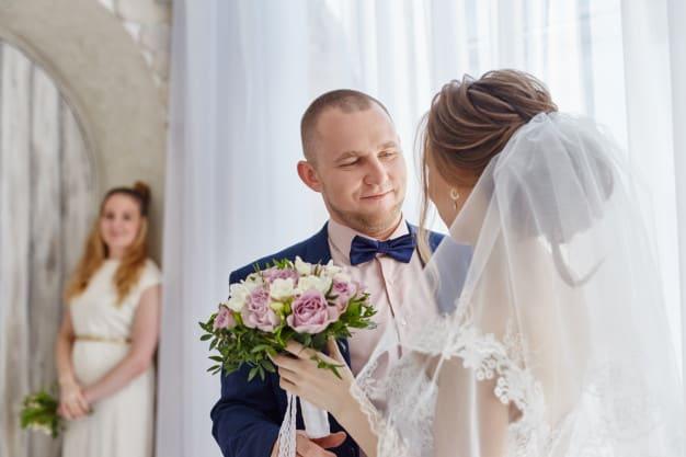 mensagem de casamento