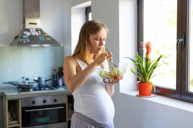 Alimentos para evitar durante a gravidez