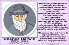 Charles Darwin Clipart