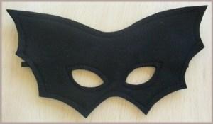 dečija maska - šišmiš