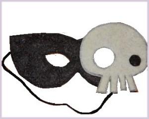 gusarski povez - dečja maska