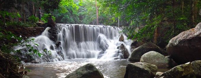 Thai Waterfall