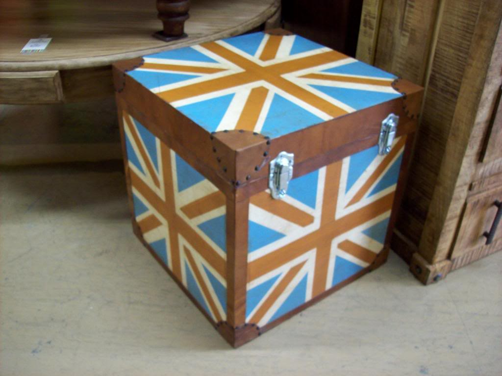 Union Jack Box Nadeau Charleston