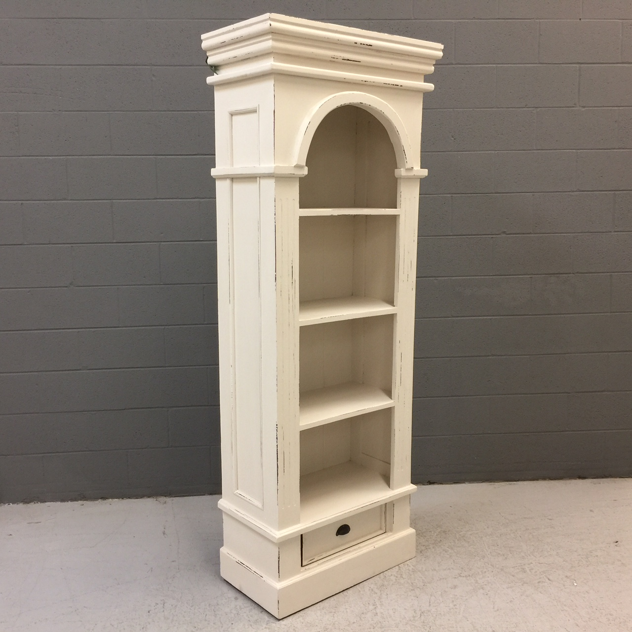 Tall Narrow Bookcase Nadeau Nashville