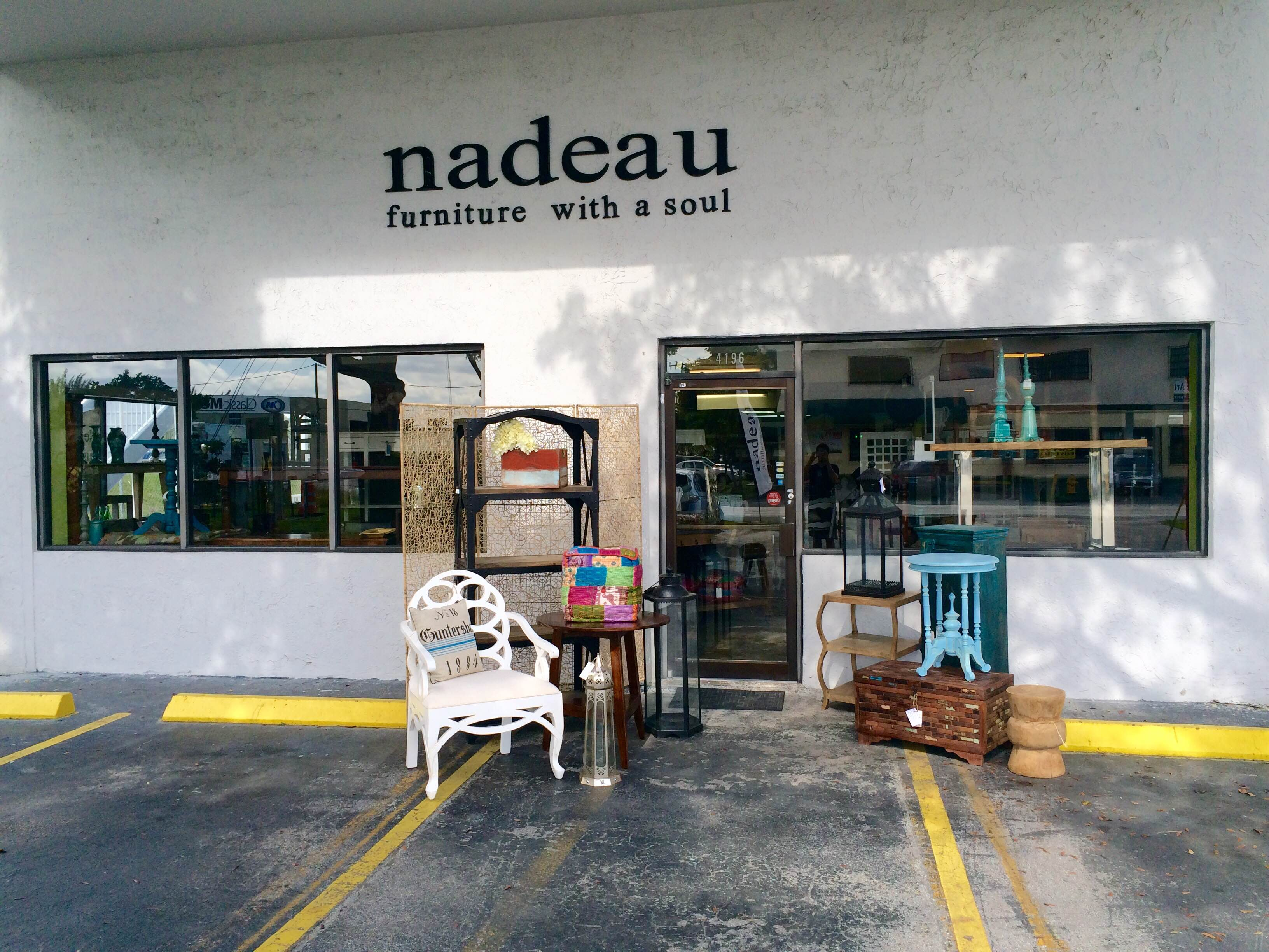 Furniture Store Miami FL Nadeau