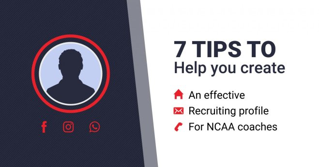 NCAA Online Recruiting Profile