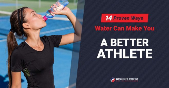 How Water Can Make You A Better Athlete