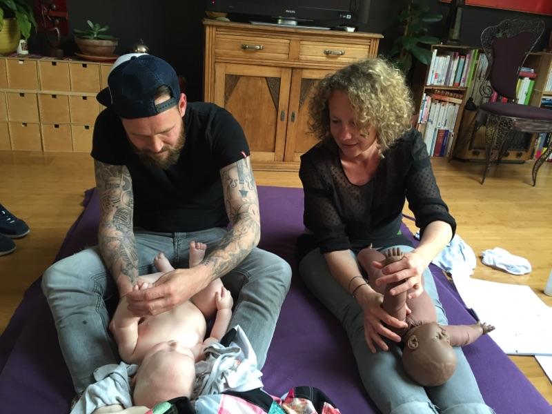 massage bebe lambersart