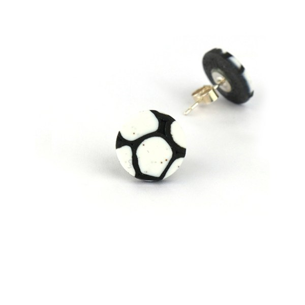 SIGNATURE small stud earrings