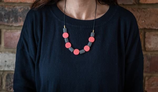 Breton necklace by nadege honey