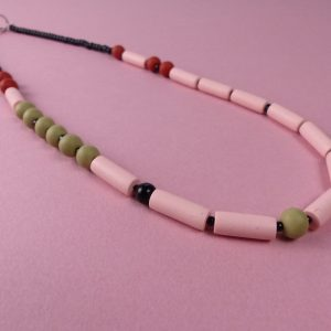Morse code jewellery by Nadege Honey