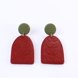Botanica earrings by Nadege Honey