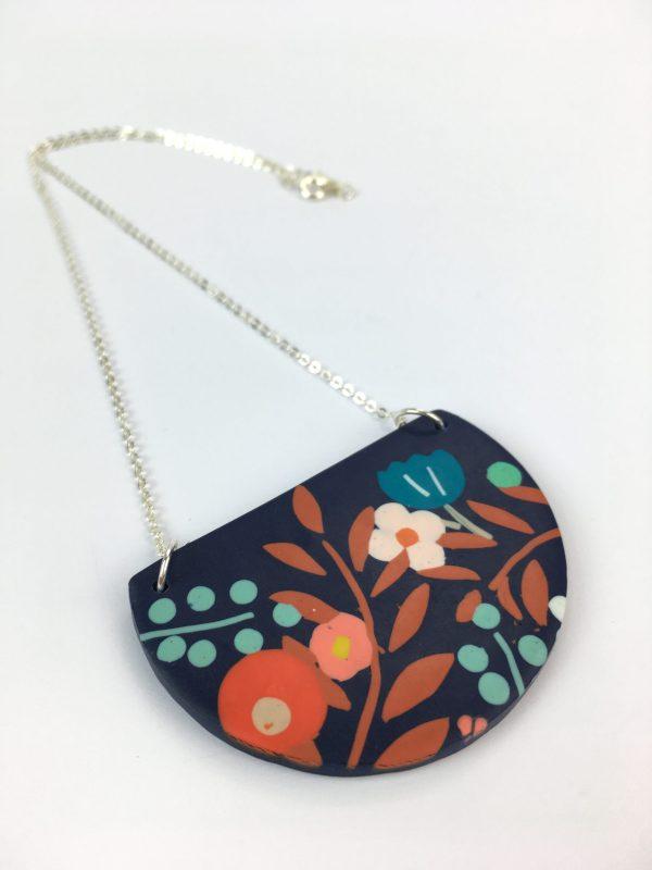 FLORA pendant by Nadege Honey