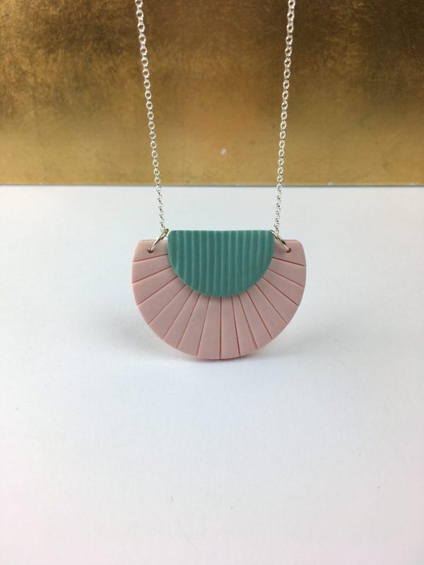 polymer clay jewellery by nadege honey