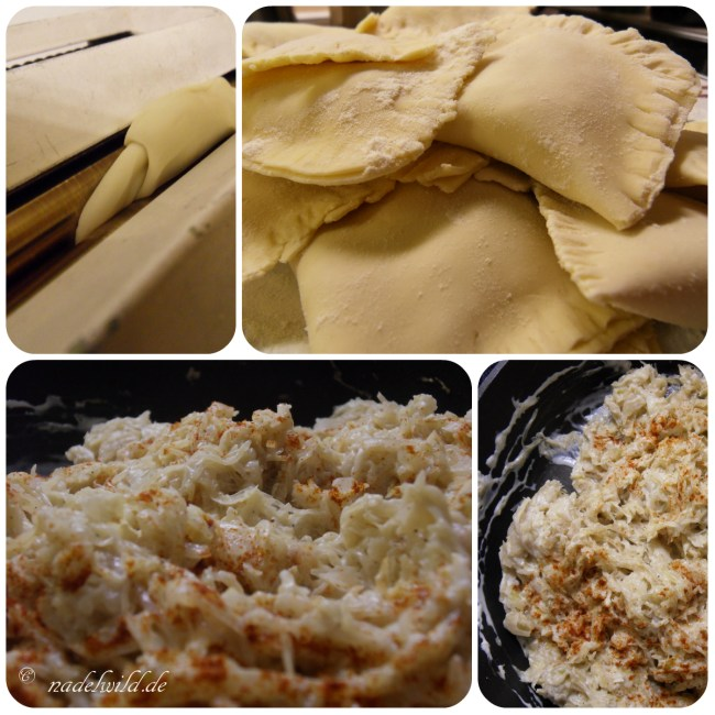 Sauerkraut und Tortellini