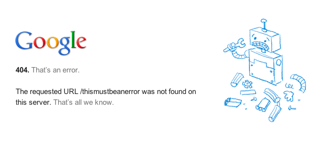 Illustrative 404 Page