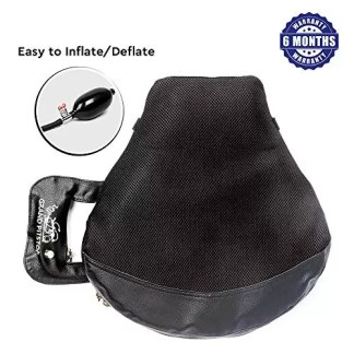 Motorcycle Air Seat Cushion for Comfortable Ride