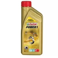 Castrol POWER1 4T 10W-30 API SL Synthetic Engine Oil for Bikes (1L)