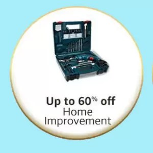 Great Indian Festival offer in Home & Improvement