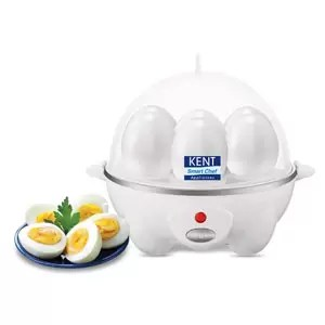 KENT Stainless Steel Egg Boiler W(16053) with Automatic Shut Down