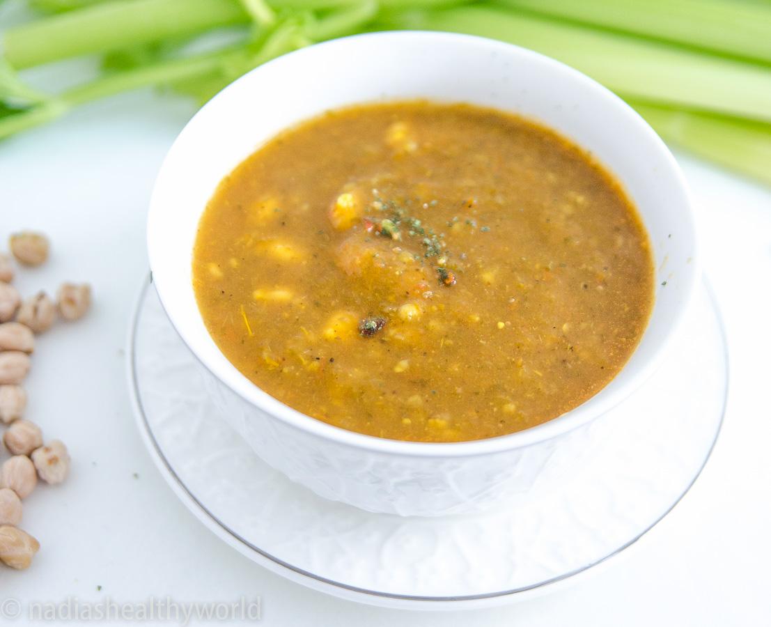 Vegetarische harira