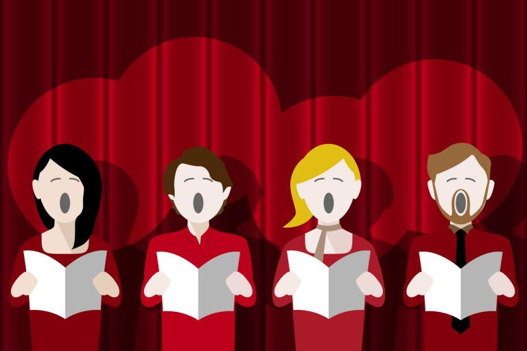 Take a Great Singing Class and GROW!