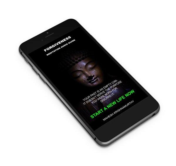 Forgiveness audio guide