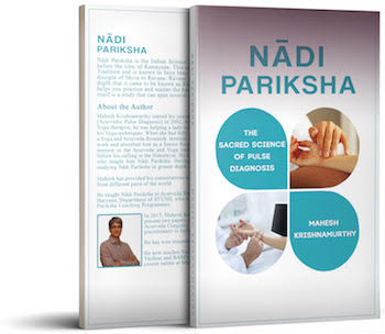 Nadi Pariksha Pulse Diagnosis Book