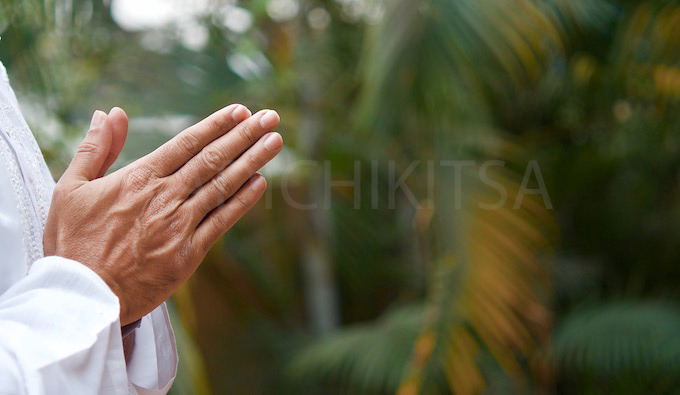 Unknown facts about Namaskara Mudra