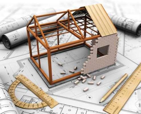 Projekt Hausbau