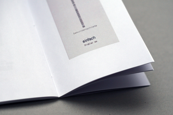 Editorial Design - konkrete Poesie - Kunst - Quittungsbelege - Lastschrift - Design - einfach