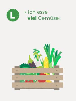 Wir Garten Lüneburg Gemüsekiste Illustration