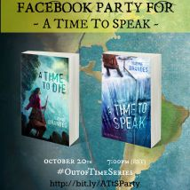 A Time to Speak FB Party Blog Hop Pic