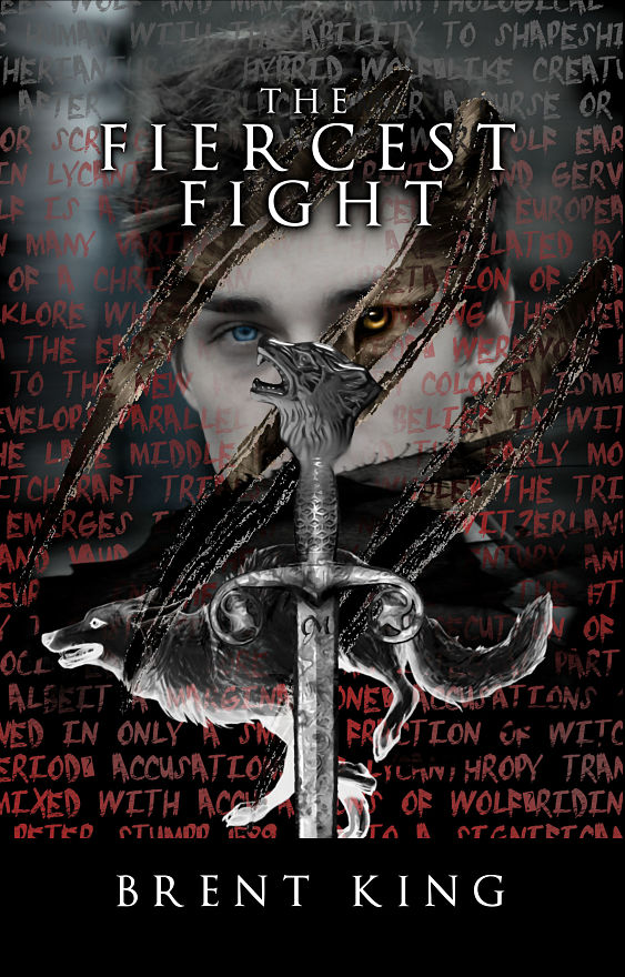 The Fiercest Fight Cover