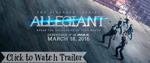 Allegiant Trailer
