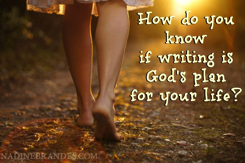 Writing God's Plan for your life