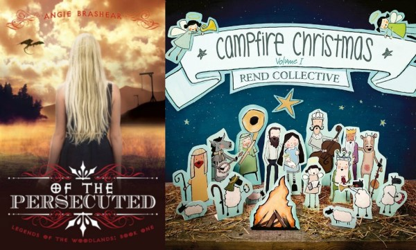 of-the-persecuted-ya-books-christmas-music