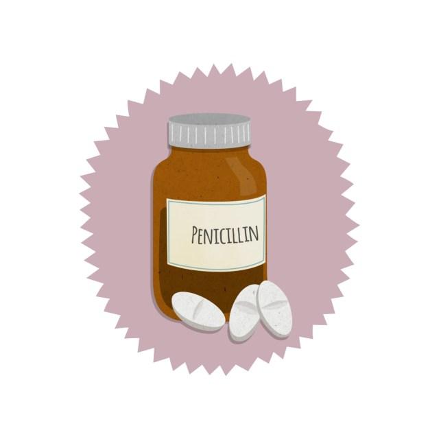 Zufallserfindung Penicillin