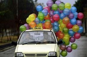 Taxifahren: leider nichts für mich.