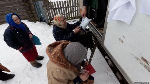 Autalauka im Winter