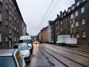 Bonjour tristesse. Meine Lieblingsstraße in Essen.