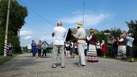 Rund um Weißrussland