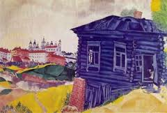 Mark Chagall Witebsk