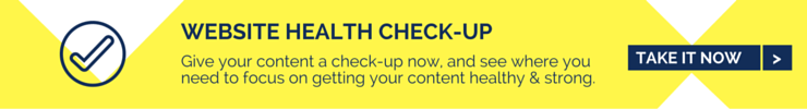 take a website health check now